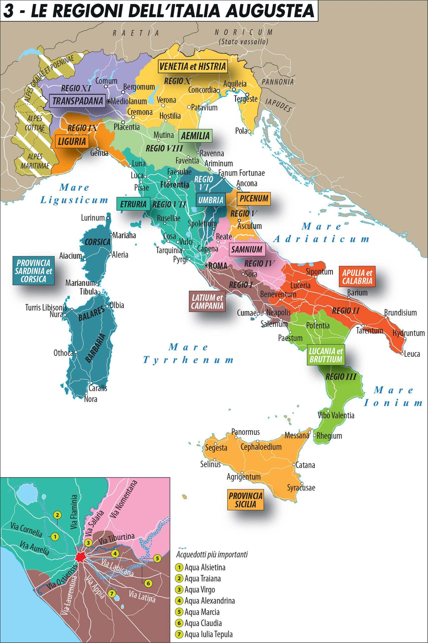 Italia di Augusto
